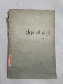 沙河坝风情(上世纪二三十年代 粤东侨乡风情长篇小说)