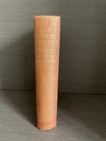 The Book-Hunter(约翰·希尔·伯顿《猎书人》,漫谈书痴种种,布面精装,好纸印刷,古董书)