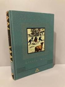 Little Men(路易莎·奥尔科特《小男人》,Frank Merrill插图,Everyman丛书,布面精装,可读可藏)