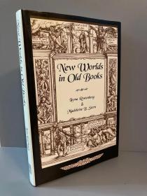 New Worlds in Old Books(《旧书里的新世界》,好看的书话,带插图,布面精装,1999年初版,贴有藏书票)