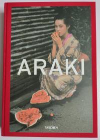 荒木经惟摄影集 写真集 Araki Gold感伤之旅 Arakiby Araki