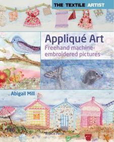纺织艺术家 贴花艺术 Textile Artist: Applique Art