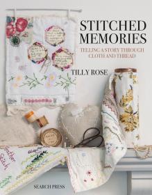 英文原版 缝合的记忆 Stitched Memories
