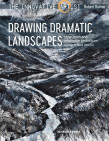 画戏剧性的风景 Innovative Artist Drawing Dramatic Landscapes