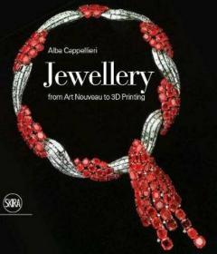 Jewellery Art Nouveau 珠宝设计史从新艺术运动风格到3D打印首饰