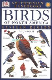 北美鸟类 Smithsonian Handbooks Birds of North America