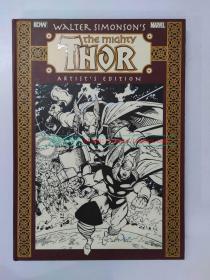 Walter Simonson's The Mighty Thor 雷神 艺术家版