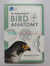 现货 鸟类解剖学 The Pocket Book of Bird Anatomy