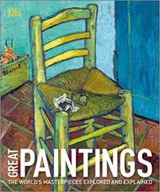 Great Paintings 探索解密世界名画了解每幅画背后隐藏的意义符号