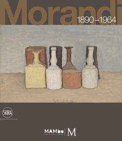 现货 Giorgio Morandi 1890-1964 莫兰迪作品集 艺术绘画画册