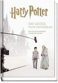 德语原版 哈利波特幕后探索之旅Harry Potter:Das Grosse Film