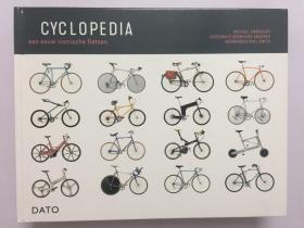 非英文版 欧版 自行车百科全书cyclopedia een eeuw iconische fietsen