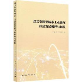 煤炭资源型城市工业循环经济发展机理与调控