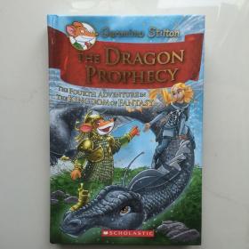 Geronimo Stilton and the Kingdom of Fantasy #4: The Dragon Prophecy  老鼠记者系列