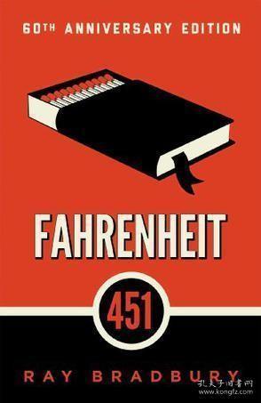 Fahrenheit 451,华氏451 9781451673319