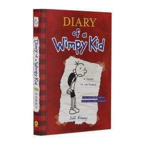 Diary of a Wimpy Kid  小屁孩日记 英文原版