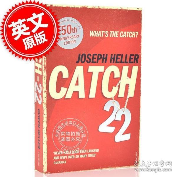 Catch-22:50th Anniversary Edition