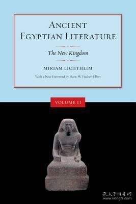 Ancient Egyptian Literature: Volume II[9780520248434] 9780520248434