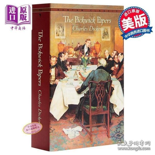 The Pickwick Papers[匹克威克外传]