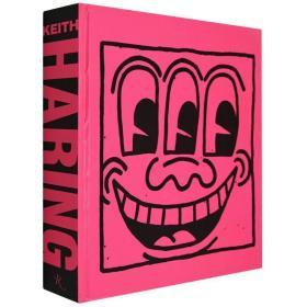 正版现货全新 Keith Haring 凯斯 哈林全集 波普普普当代艺术图书