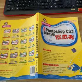 新电脑傻瓜书:Photoshop CS3图像处理傻瓜书(中文版)(双色版)