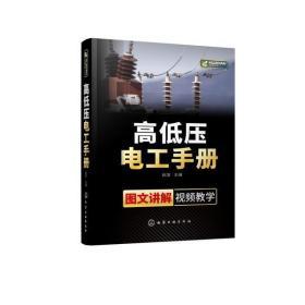 《正版新书》高低压电工手册(图文讲解视频教学)(精)9787122370716