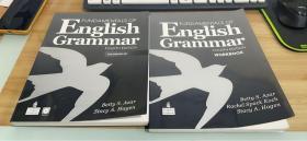 Fundamentals of English Grammar Workbook【附光盘一张】内页干净