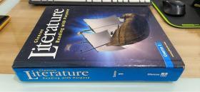 Glencoe Literature:Reading with Purpose, Course One, Student Edition【大16开精装 英文原版】 (格伦科文学:重点阅读,第一课)