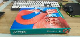 英文原版 Harcourt Science Student Editions(哈考特科学学生版)