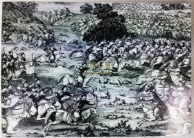 1969年版《乾隆得胜图》, 法国吉美博物馆藏 / 毕梅雪, Michele Pirazzoli-T'Serstevens / 平定准葛尔回部得胜图 / 郎世宁,王致诚,艾启蒙,安德义/ Gravures des conquetes de l'empereur de Chine K'ien-Long au Musee Guimet