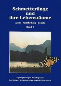 Schmetterlinge und Ihre Lebensräume, Band 3-第三乐团