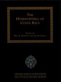 The Hymenoptera of Costa Rica-哥斯达黎加的膜翅目