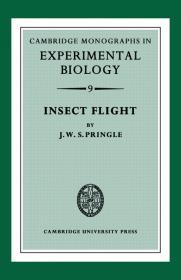 Insect Flight-昆虫飞行
