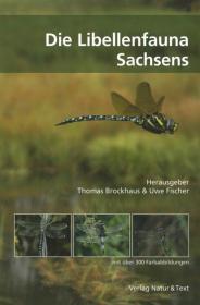 Die Libellenfauna Sachsens [The dragonfly Fauna of Saxony]-萨克森蜻蜓区系