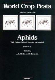 Aphids: Their Biology, Natural Enemies and Control, Volume C-蚜虫:生物学,天敌和控制,卷C