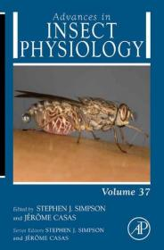 Advances in Insect Physiology, Volume 37-昆虫生理学进展,第37卷