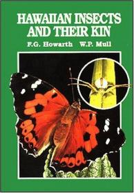 Hawaiian Insects and Their Kin-夏威夷昆虫及其亲属