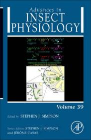 Advances in Insect Physiology, Volume 39-昆虫生理学进展,卷39