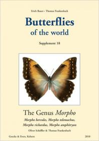 Butterflies of the World, Supplement 18 [English]-《世界蝴蝶》,补编18[英文]