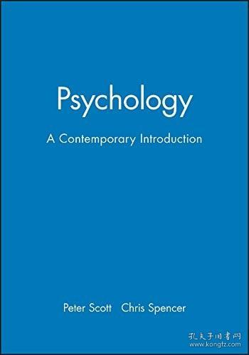 Psychology: A Contemporary Introduction
