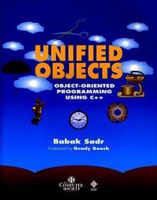 UNIFIEDOBJECTS:OBJECT-ORIENTEDPROGRAMMINGUSINGC++