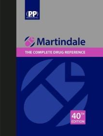 Martindale: The Complete Drug Reference 2020: The Complete Drug Reference