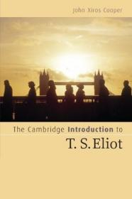 The Cambridge Introduction to T. S. Eliot