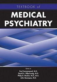 Textbook of Medical Psychiatry