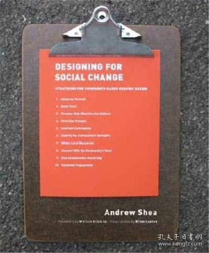 DesigningforSocialChange:StrategiesforCommunity-BasedGraphicDesign
