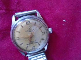 瑞士罗唐纳Rodania手表、走时