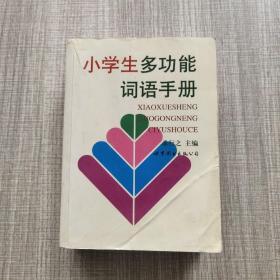 小学生多功能词语手册