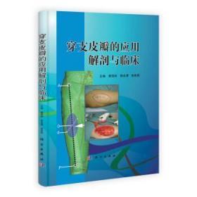 穿支皮瓣的应用解剖与临床 唐茂林,徐永清,张世民 著