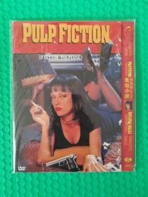 低俗小说 DVD