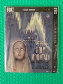 圣山 MOC大师收藏版 DVD-9